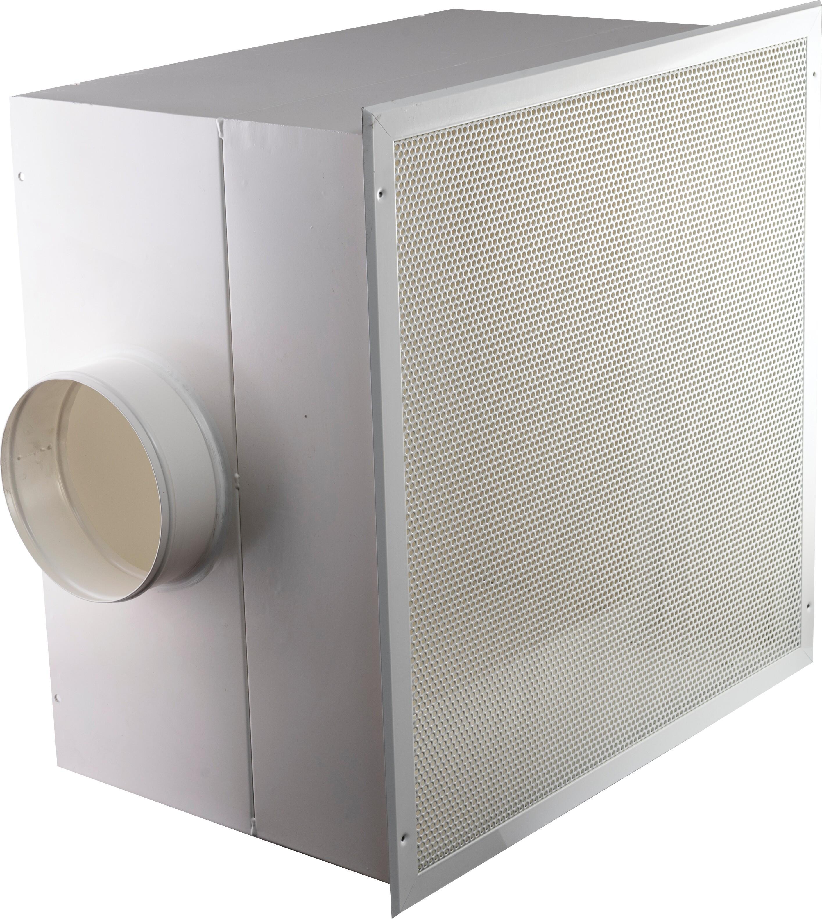 Terminal HEPA filter boxes - Terminal HEPA filter boxes